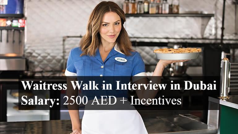 Waitress Walk In Interview jobs in Dubai-thumbnail