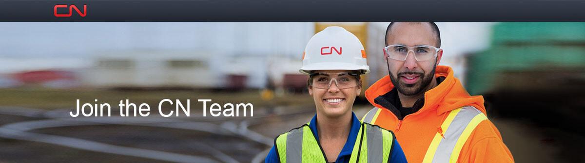 Labourer jobs in CN Organization Canada -thumbnail