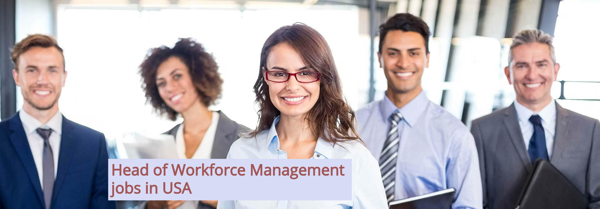 Head of Workforce Management jobs in USA-thumbnail