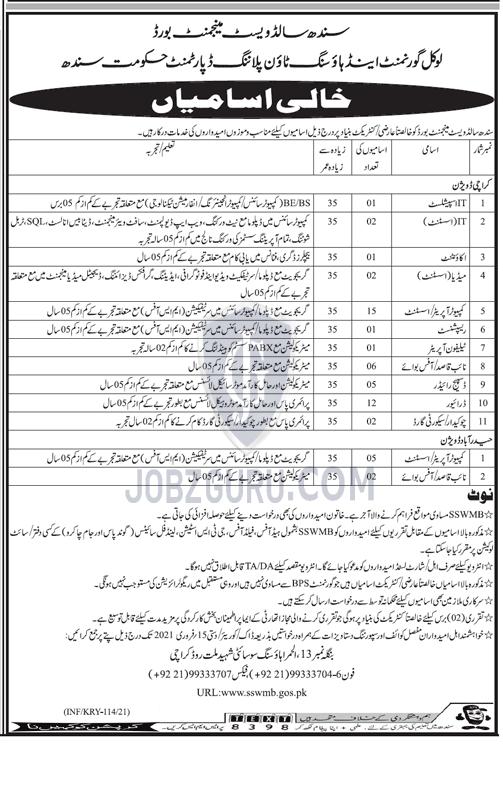 Laboratory Attendant in Punjab on January, 2021 | Health Department